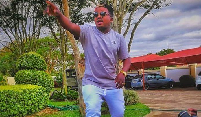 Maraza Responds To Fan Complaining About His Freestyle
