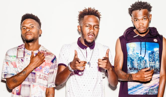 TLT Speak On Their Gratitude For Their Boss Kwesta