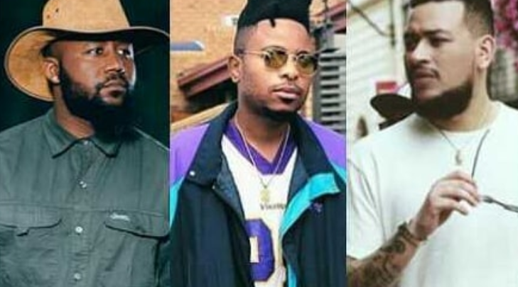L-Tido Asks AKA And Cassper Nyovest To Make Peace