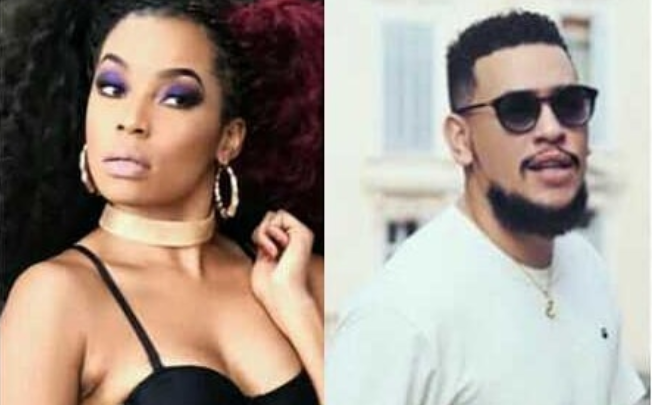 Rouge Reacts To Seeing AKA's 'Touch My Blood' Posters