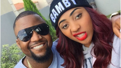 Nadia Reacts To Cassper Being Hurt She Refused To Be On His Album