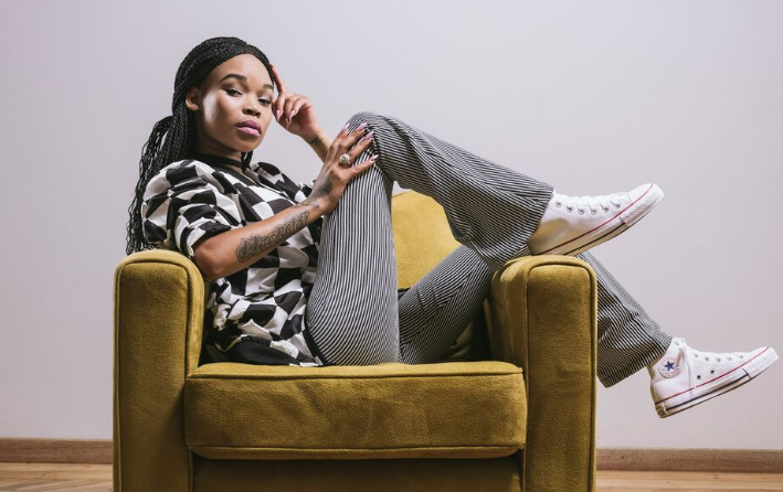 Fifi Cooper Bags A Deal With Chuck Taylor All Star