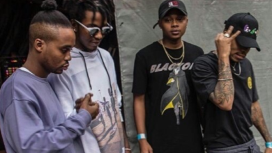Cassper & Others Thoughts Of A-Reece, Wordz & Ecco's L3 EP