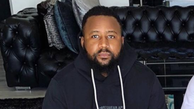 Cassper Reacts To A Tweet Dissing Him On Touch My Blood