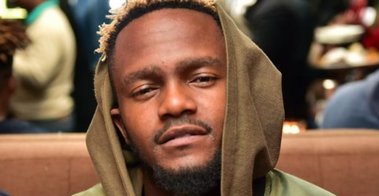 Kwesta Answers Question On Collaborating With International Artists