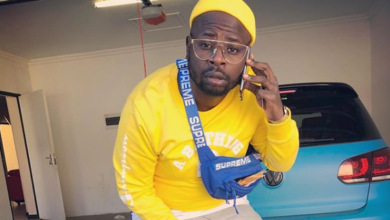 Watch! DJ Maphorisa Shows Off His Garage