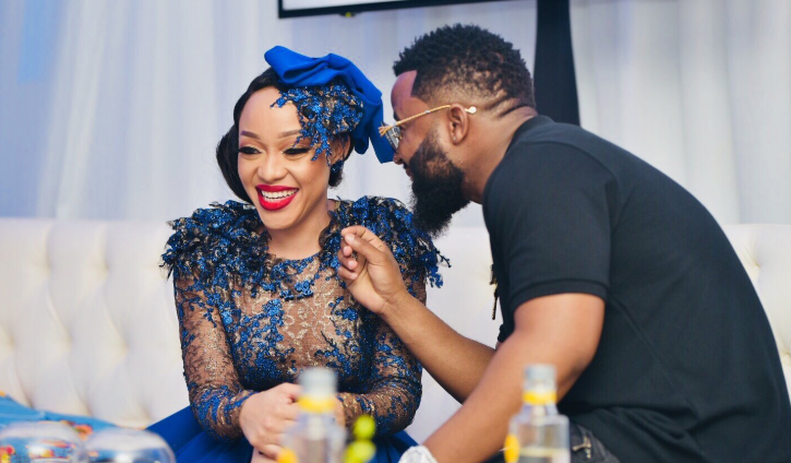 Fans React To Cassper's Dare To Caption His Picture With Thando Thabethe