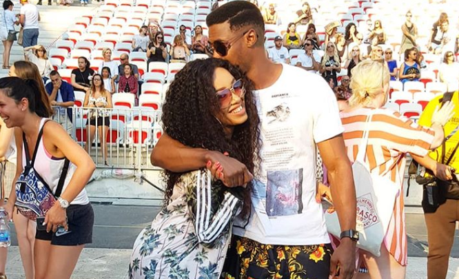 Did Solo And Dineo Moeketsi Just Get Married?