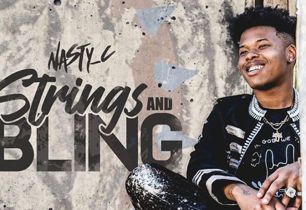 Nasty C's 'Strings And Bling' Is Finally Here
