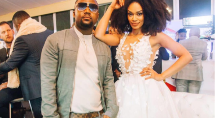 Cassper Reacts To Pearl Thusi Laughing At A Story Of His Suffering