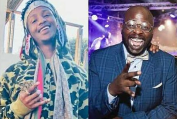 DJ Maphorisa Finds The Reason Why Emtee Fell On Stage