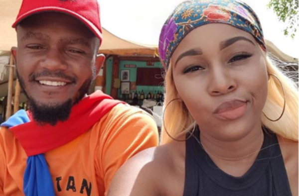 SA Rappers And Their Wife's