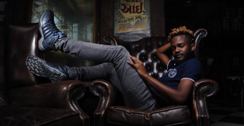 Kwesta Shares His Shoe Collaboration With Urban Art