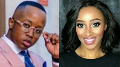 Junior De Rocka Answers Fan On Whether He's Dating Sbahle Mpisane