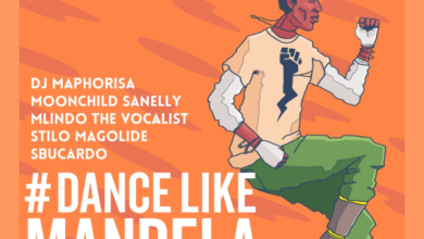 DJ Maphorisa Drops Dance Like Mandela Ft Various Artists