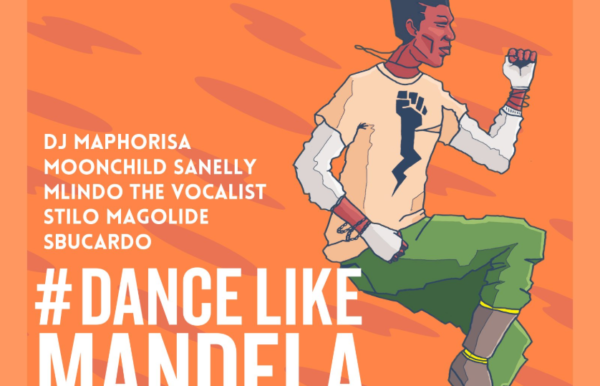 DJ Maphorisa Drops Dance Like Mandela Ft Various Artists