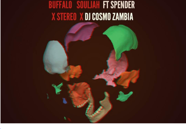 Buffalo Soulja Releases 'Burst My Brains' FtDj Cosmo,Spender & Stereo