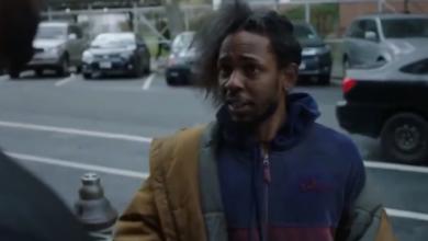Fans Reactions To Kendrick Lamar's Crackhead Role On Power