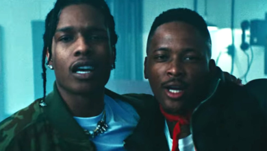 YG Drops Handgun Visuals Featuring ASAP Rocky