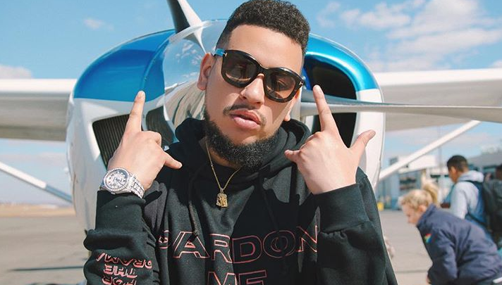 AKA Reacts To 'Fela In Versace' Being Number 1 On SA Radio