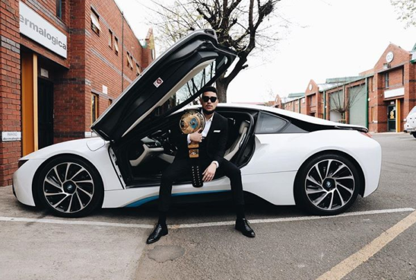 SA Rappers Who Drive BMW's