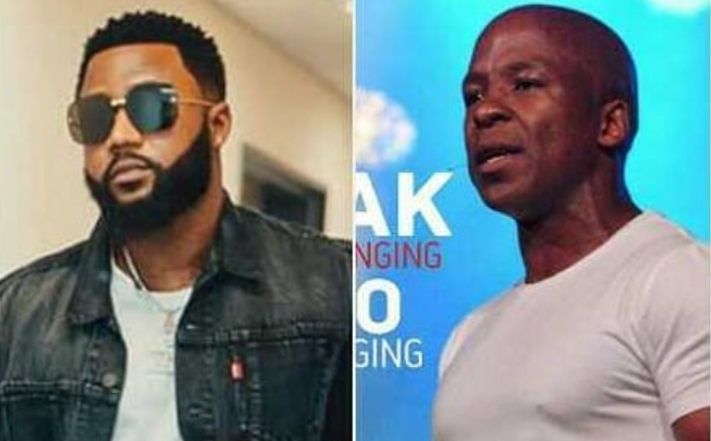 Cassper Reacts To Kabelo Mabalane's Complement On 'Gets Getsa 2.0'