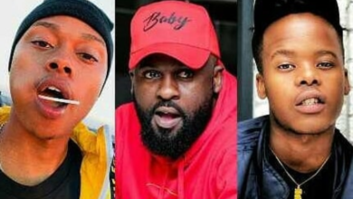 Blaklez Reacts To Fan Claiming He Took Shots At A-Reece & Kid Tini