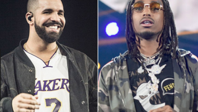 Drake Loses A $10,000 Bet To Quavo