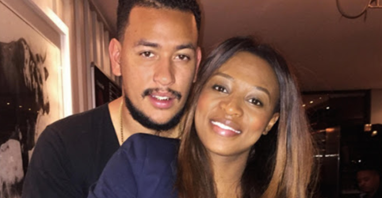 DJ Zinhle Reacts To Interpretations Of Her Picture Hugging AKA