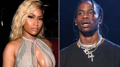 Nicki Minaj Drags Travis Scott & Kylie Jenner Following Chart Defeat