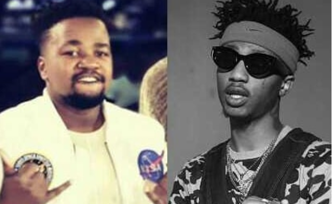 Maraza Responds To Fan On Whether He's Got Beef With Emtee