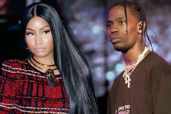 'H*e N***a Of The Week,' Nicki Minaj Continues To Bash Travis Scott