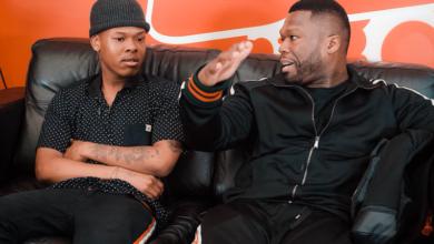 Scoop Makhathini Praises Nasty C After Meeting 50 Cent