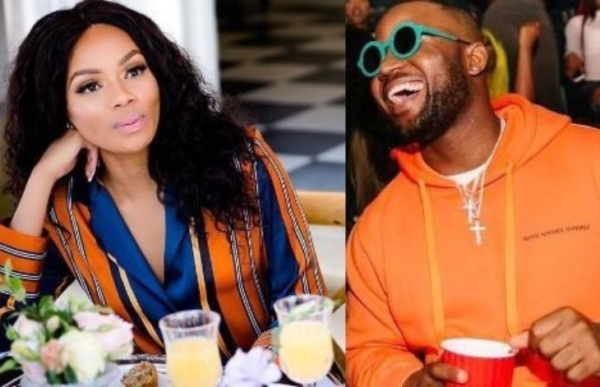 Cassper Responds To Bonang's Claim To Being A Millionaire
