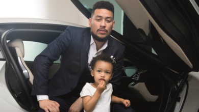 AKA Speaks On Fatherhood Being The Greatest Thing In His Life