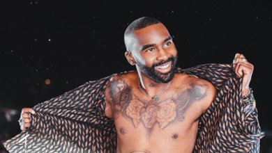 Riky Rick Explains His Line On Giving Back Being A Stretch