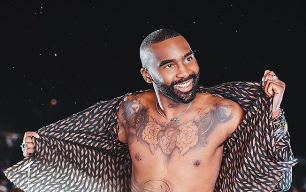 SA Hip Hop Fans React To Riky Rick Wearing A Skirt On Live Amp