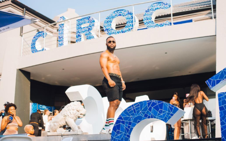 Cassper Reacts To His Pool Party Leaving Love Relationships Unstable