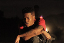 Check Out Nasty C's New Whip Courtesy Of Mercedes Benz