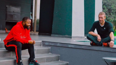 Cassper Clapsback At Haters Comments On Chris Martin Facetime