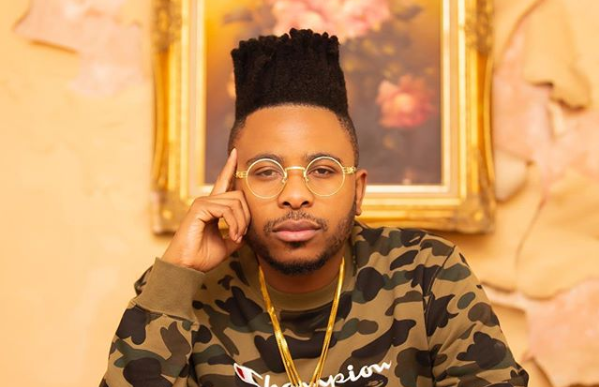 Say What! L-Tido Shares His Unusual Hair Care Tips For Dreads