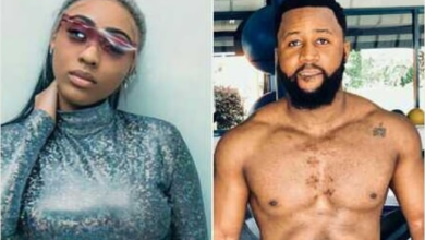 This Picture Of Cassper & Nadia Nakai Has Fans Suspicious