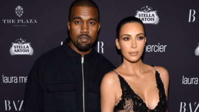 Kanye West Gifts Kim K With Part-Ownership In Yeezy & A Million Dollars