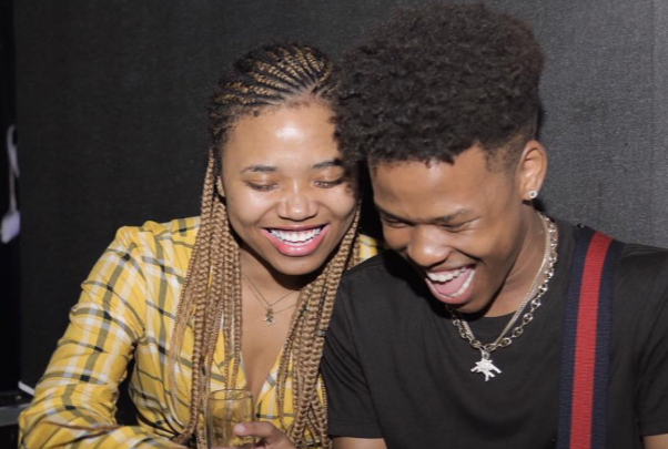 Nasty C Speaks On His Love Relationship With His Girlfriend