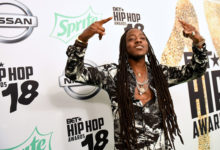 Your Favorite Rappers On The BET Hip Hop Awards Red Carpet