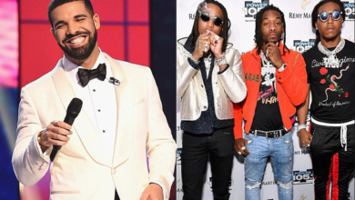 Could There Be A Joint Project Between Drake & Migos Coming?