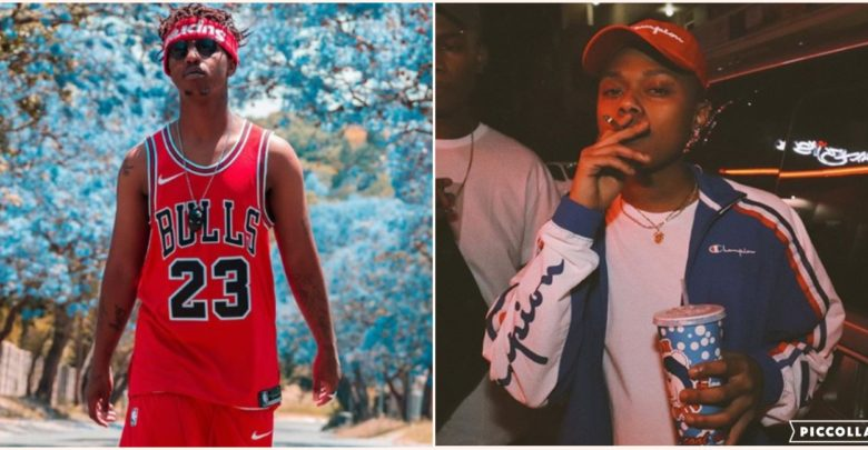 Emtee Responds To A Fan Asking About His Relations With A-Reece