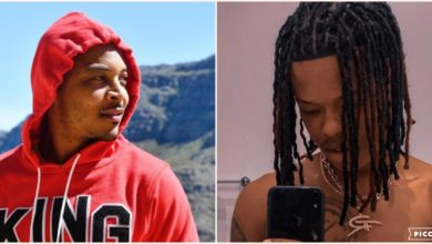 Nasty C Reacts To His Idol T.I Complementing His Album
