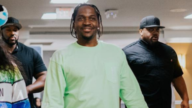 Watch! Pusha T Rushed Of Stage & Fans Think It's Drake's Goons