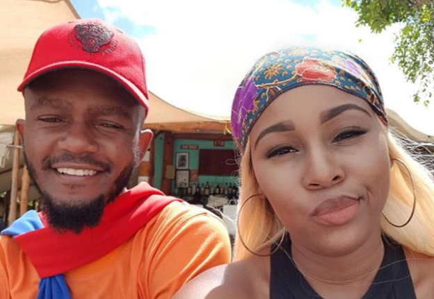 Kwesta And His Wife Celebrate Eight Years Together